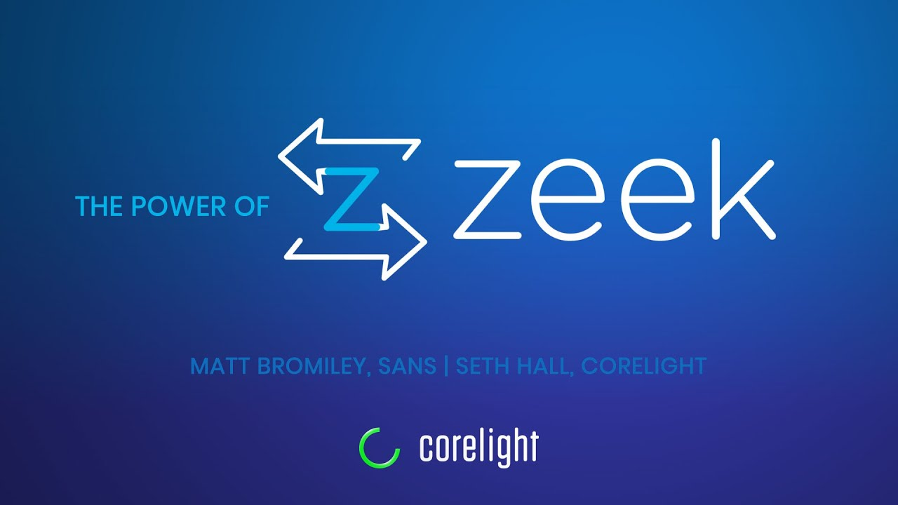 Corelight - About Bro - How Bro Works