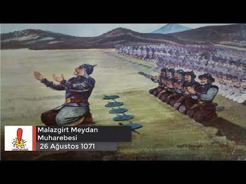 Tarihi Bilgiler ''Malazgirt Meydan Muharebesi''