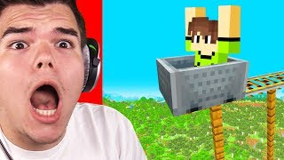 MINECRAFT FUNNIEST Try Not To Laugh CHALLENGE! (Animation)