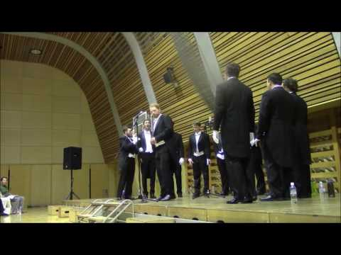 The Yale Whiffenpoofs 2017 in Shounan, Japan(excerpts)