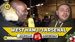 West Ham 1-3 Arsenal | Pellegrini Is Clueless & He's Got To Go!! (West Ham Fan TV)
