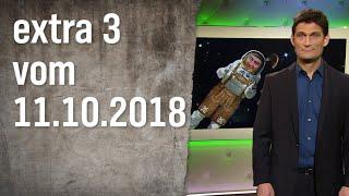 Extra 3 vom 11.10.2018