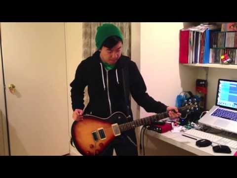 Be My Escape (Relient K) Guitar Cover