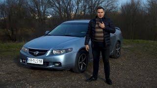 Детальный обзор Acura TSX