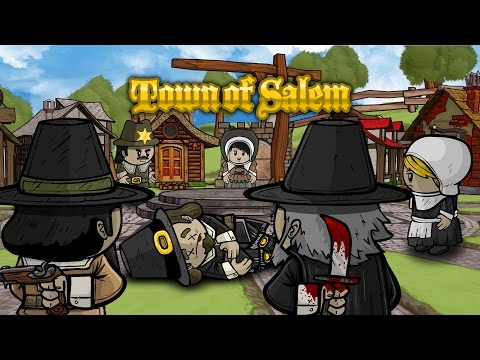 Town of Salem - CANT ANSWER SPY TEST!!! | CLOSE CALL SAVED BY JAILOR! (Ranked)