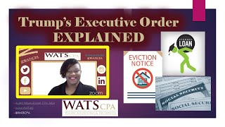 Trump's Executive Orders for COVID-19 EXPLAINED