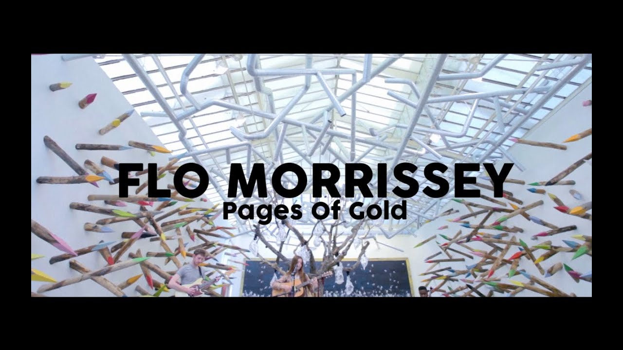 BETC Pop Live session // FLO MORRISSEY - Pages Of Gold