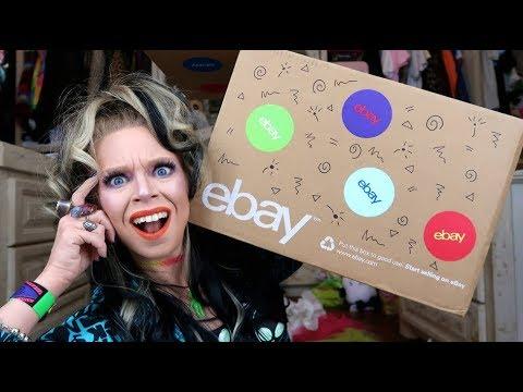 EBAY Sent Me A MYSTERY BOX?!