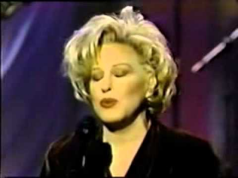 Every Road Leads Back ~ Bette Midler ~ Johnny Carson