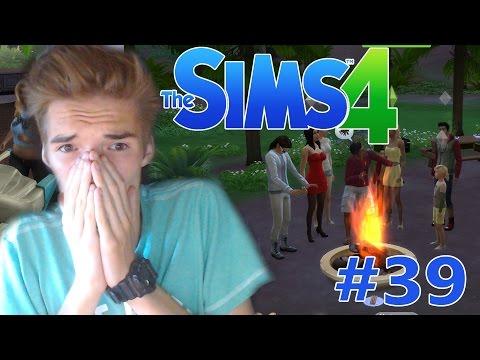 SPOOKVERHALEN, NIEUW HUISJE & MISLUKT KIND - The Sims 4 #39