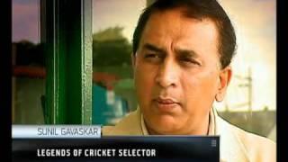 Sachin in All-time XI - Cricinfo Magazine