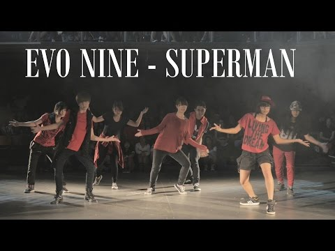 #KDT Evo Nine_Superman - Encerramento