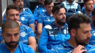 L'amministrazione comunale riceve il Gela Calcio, dopo la promozione in serie D