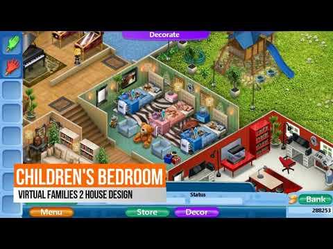 Cara Cheat game Virtual Families 2.