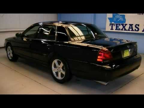 Used 2003 Mercury Marauder 4.6L Austin TX   YouTube