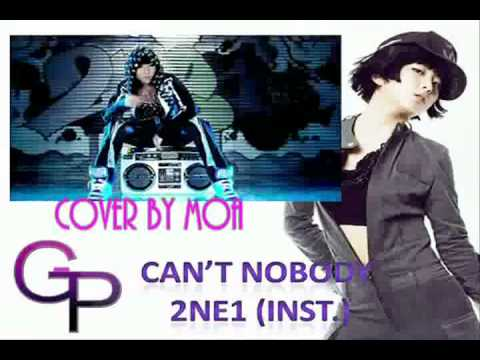2NE1/ CAN'T NOBODY English Version *cover by MoA*