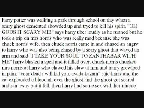 scary ghost story fetusing chuck norris youtube. Black Bedroom Furniture Sets. Home Design Ideas
