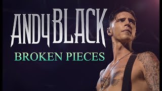 "Andy Black - ""Broken Pieces"" LIVE! Vans Warped Tour 2017"
