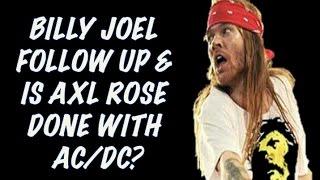 guns n roses news axl rose billy joel follow up brian johnson to return to ac dc