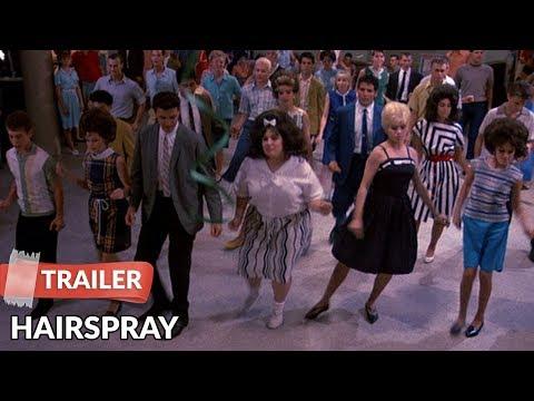 Hairspray 1988 Trailer | John Waters | Sonny Bono