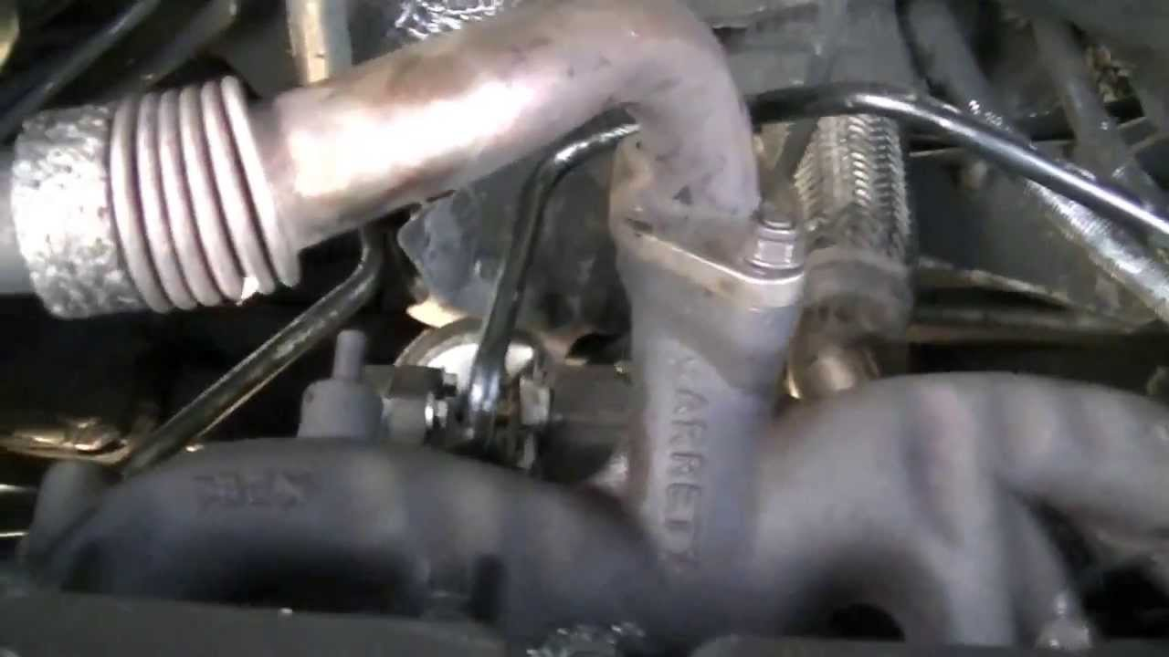 how to delete a egr valve best modification ever [ 1280 x 720 Pixel ]