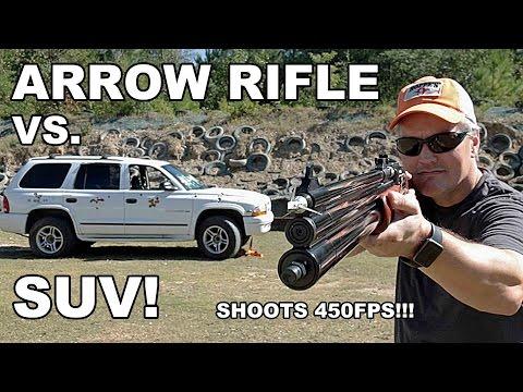 .50-Cal Arrow Rifle