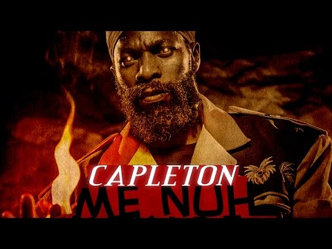 Capleton - Me Nuh Know Dem [New Music] - Urban Islandz