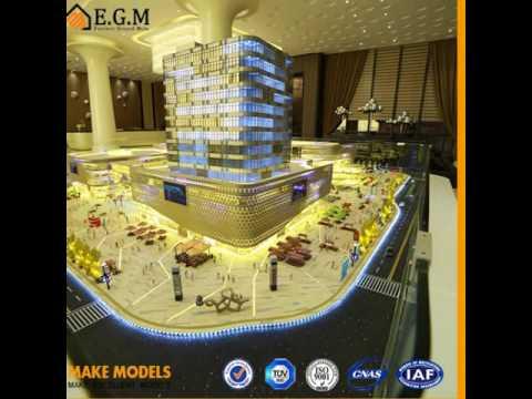 Qingdao Huaye  model  ltd