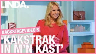 Linda de Mol is een echte 'ruimer' || Backstage video's || LINDA.