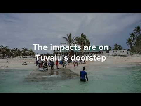 Tuvalu Coastal Adaptation Project: Defending Tuvalu's coasts from the impacts of climate change