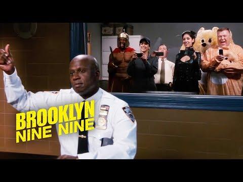 Captain Holt's Halloween Heist   Brooklyn Nine-Nine