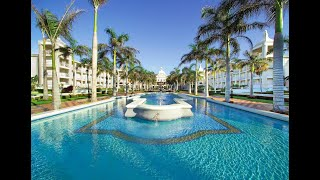 RIU PALACE RIVIERA MAYA 5 Мексика Плайя дель Кармен обзор отеля