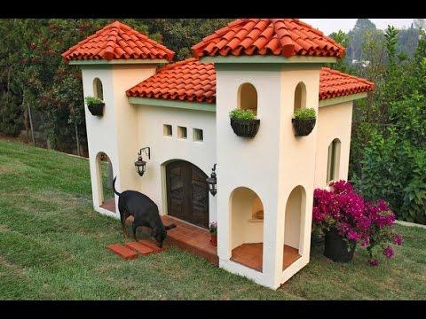 Casas para perros ideas los mejores dise os las m s for Casas mas impresionantes del mundo