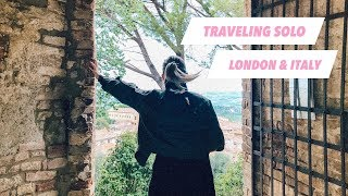 TRAVELING ABROAD SOLO | ITALY VLOG *dramatic*