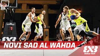 Novi Sad Al Wahda - Mixtape - Utsunomiya - 2016 FIBA 3x3 World Tour