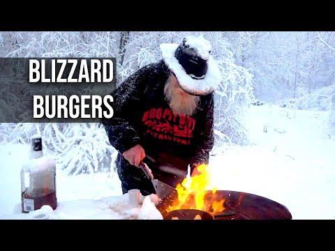 BBQ Pit Boys Anniversary Blizzard Burgers