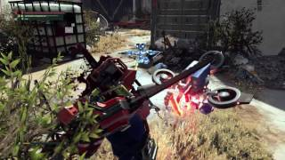 The Surge - Abandoned Production: Cobalt Control Rod, ASTir Vibro-Cutter & Reclaimed Piston Gameplay