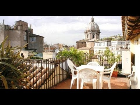 Rome Apartment Rentals on the Rise