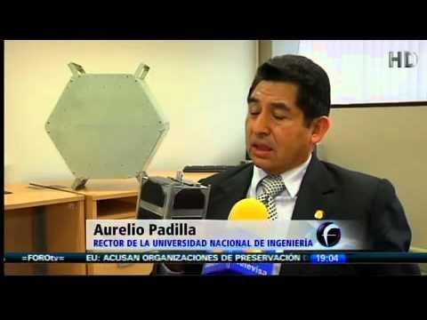 Nace era espacial en Perú
