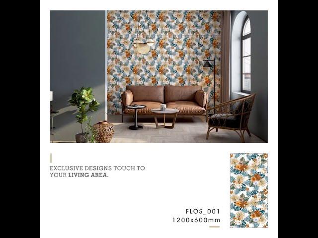 Livolla Granito | Flos 001 | GVT & PGVT |1200x600 MM