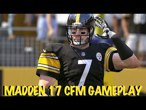 Madden NFL 17 First Look At CFM As A Player