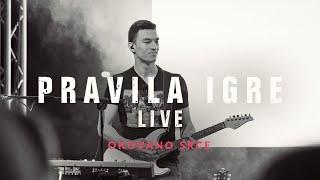 Смотреть клип Pravila Igre - Okovano Srce   Live