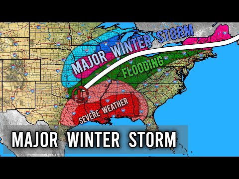 Major Winter Storm Isaiah