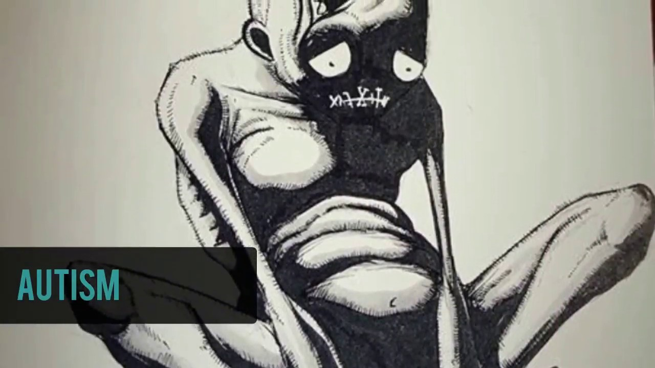 Powerful Drawings Showing The Dark Side Of Mental Disorders Youtube