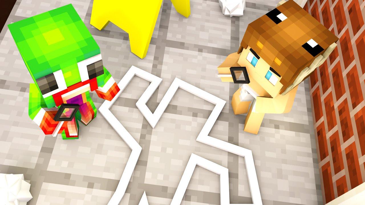 Minecraft Daycare - MURDER MYSTERY!?