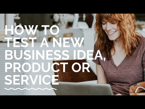 How To Test A New Business Idea, Product Or Service For Online Coaches