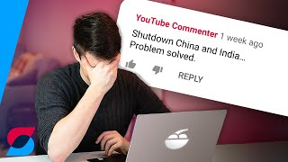 Scientist reacts to YouTube climate change comments