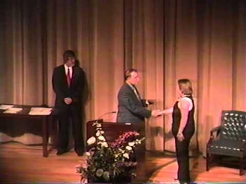 East Georgia State College: Honors Night 2003