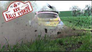 Rally Vyškov 2017 Maxx attack