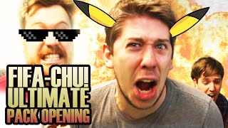 One of Hat Films's most viewed videos: FIFA-CHU! ULTIMATE PACK OPENING!!!!!